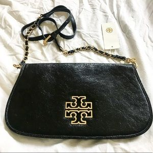 Tory Burch Britten Crossbody / Clutch Bag